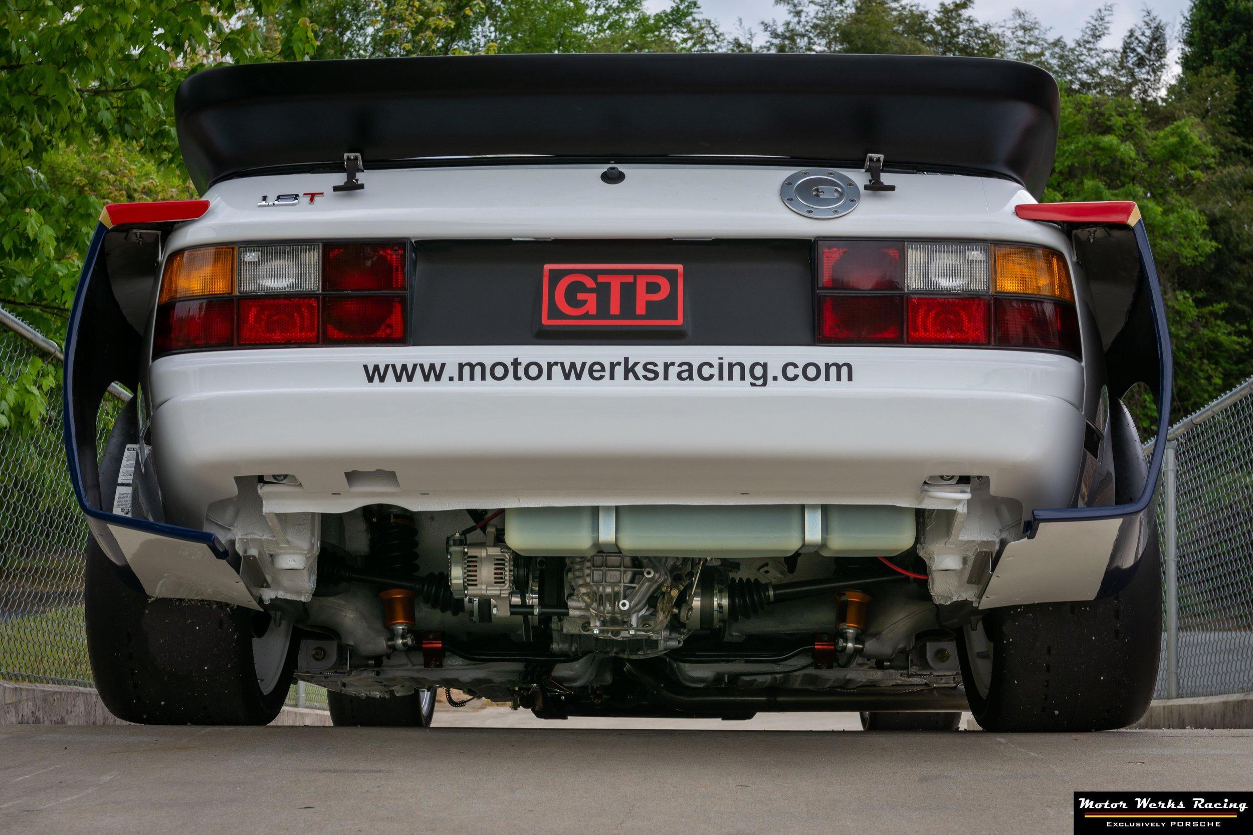 Motor Werks Racing Porsche Engine Conversion
