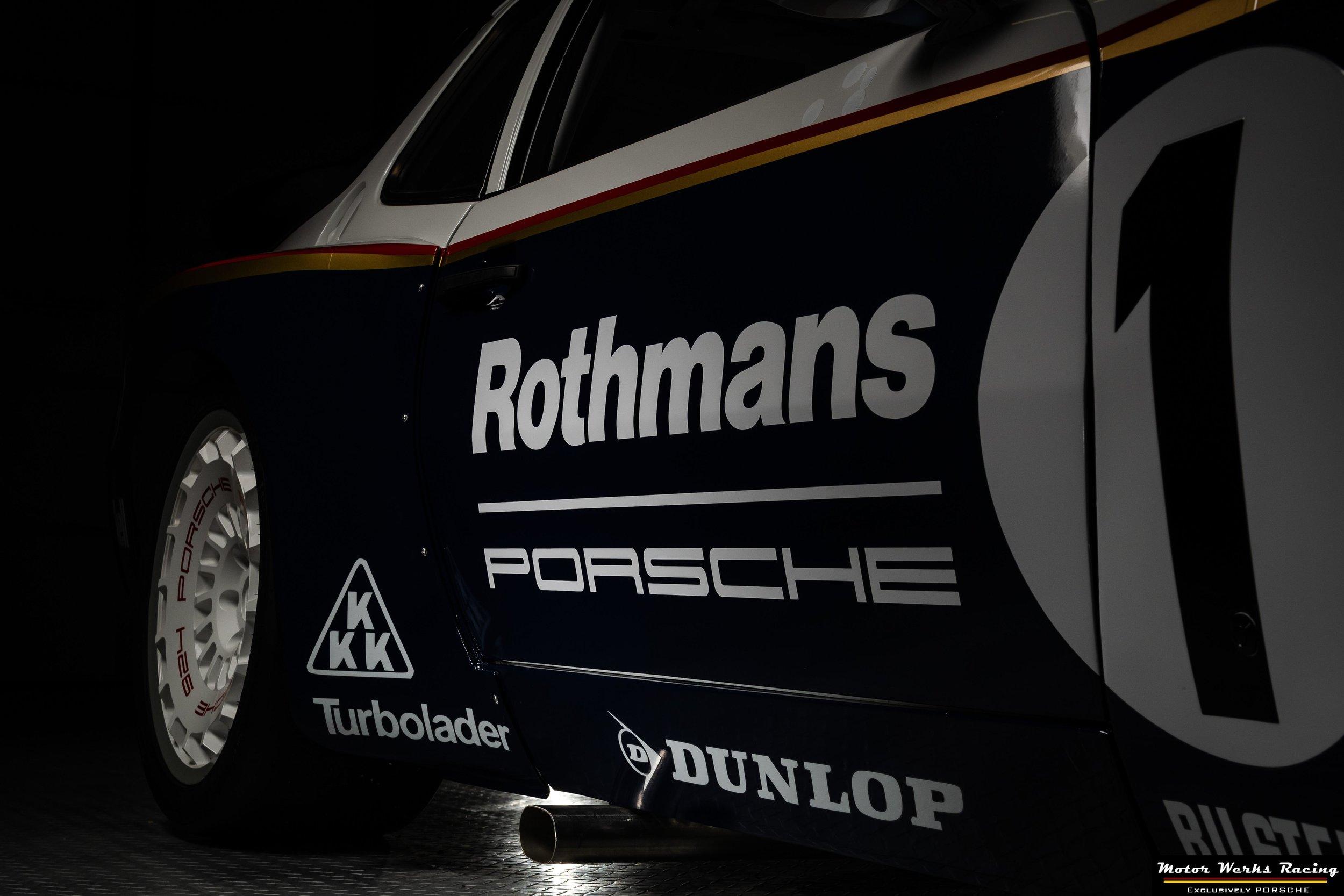 Motor Werks Racing 924 GTP 1.8T