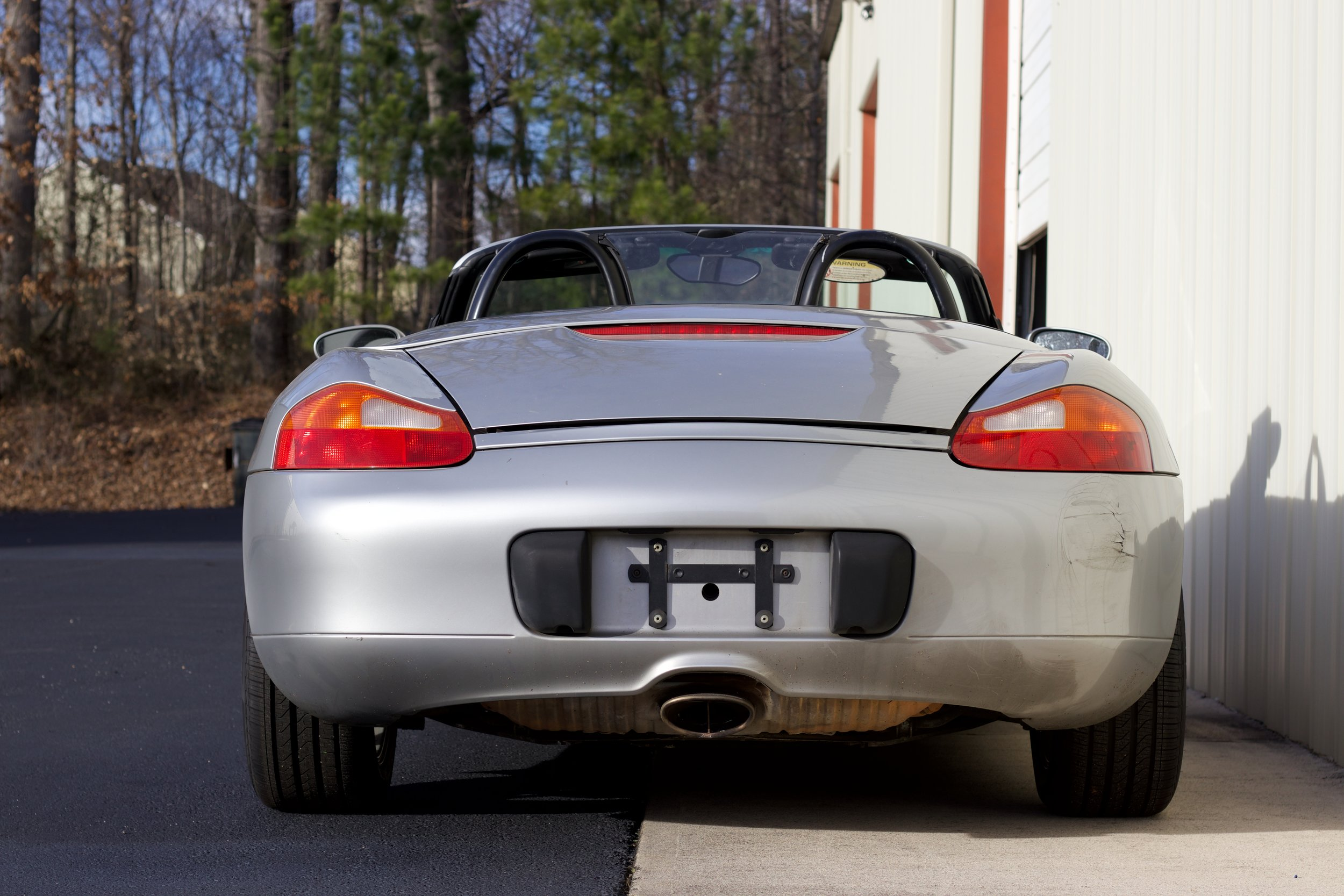 Motor Werks Racing BPorsche Boxster 1.8T Engine Conversion
