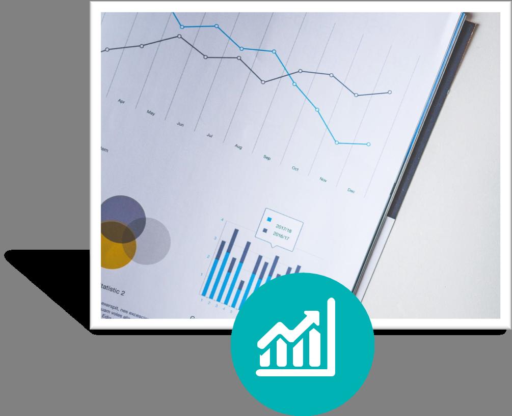 3) Receba informações estratégicas para o crescimento de sua marca - Com base nas avaliações dos clientes, crie estratégias para manter e reforçar os pontos positivos e realizar melhorias nos pontos mal avaliados, aumentando a satisfação do cliente e gerando mais lucro para a empresa.