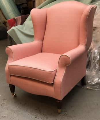 Finished Wingback Armchair S.Townsend.JPG