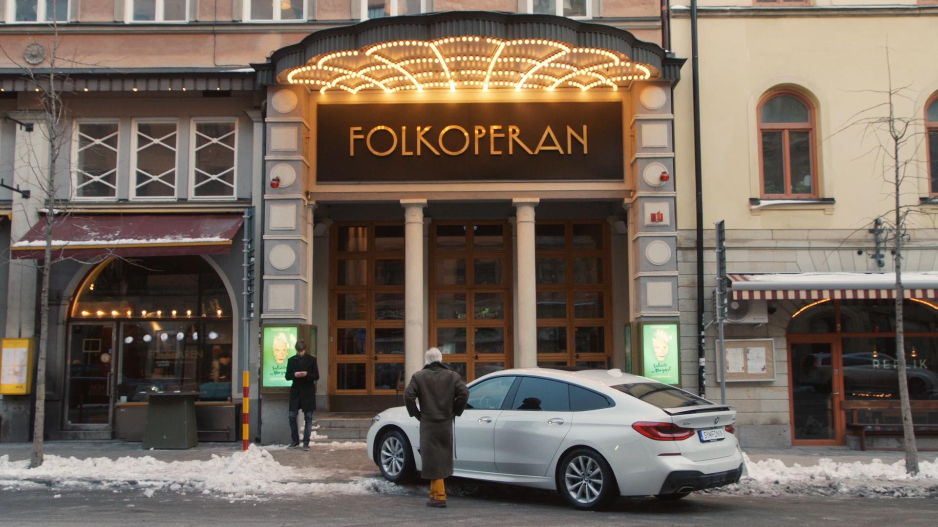Folkoperan - Mozart vs Salieri