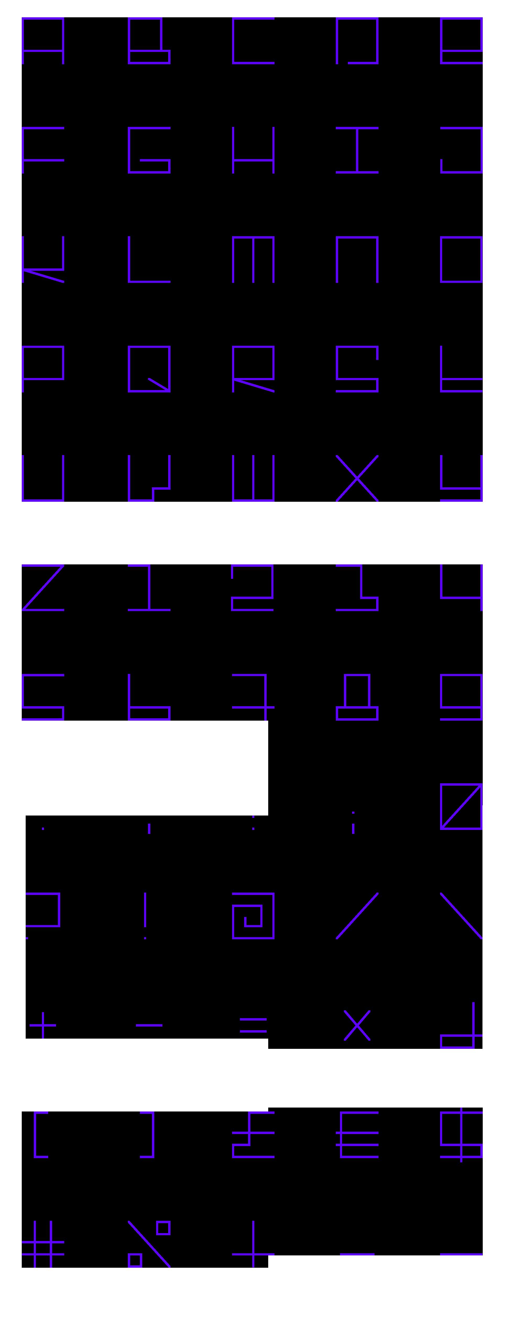 vlevle-gamatik-typography-Light