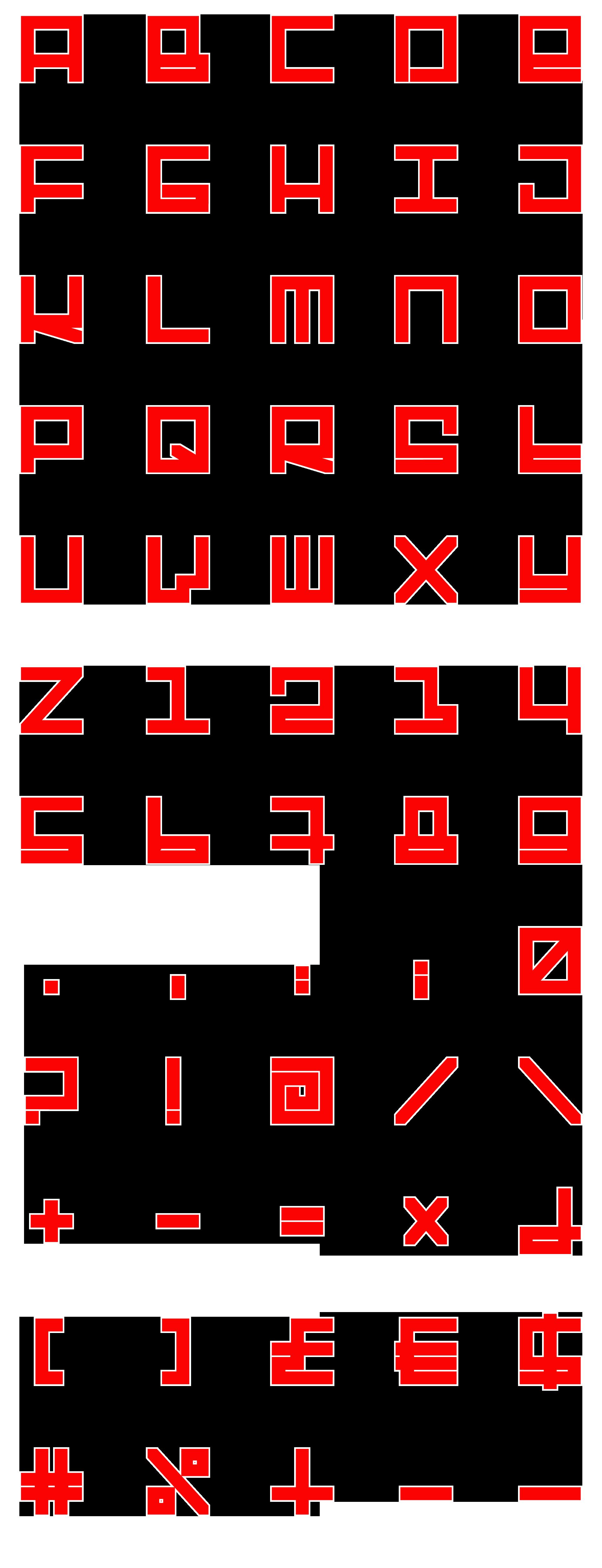 vlevle-gamatik-typography-fat