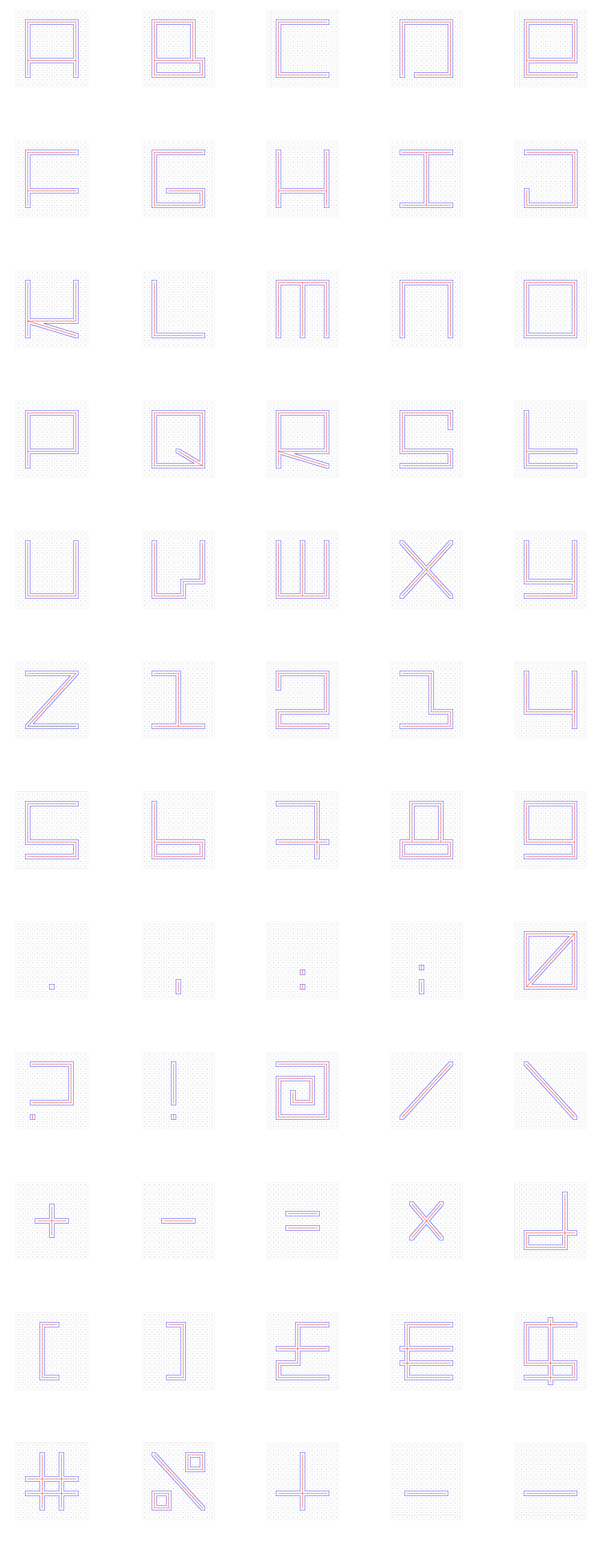 vlevle-gamatik-typography-grid