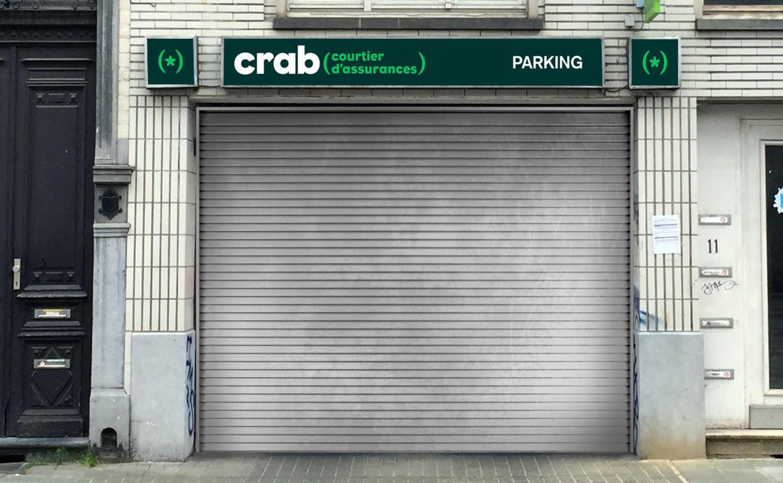 Vlevle-crab-insurance-brussels-store_sign-logo-graphic_design-gaelle_de_laveleye