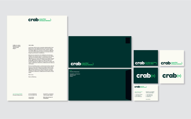 Vlevle-crab-insurance-stationary-logo-graphic_design-gaelle_de_laveleye