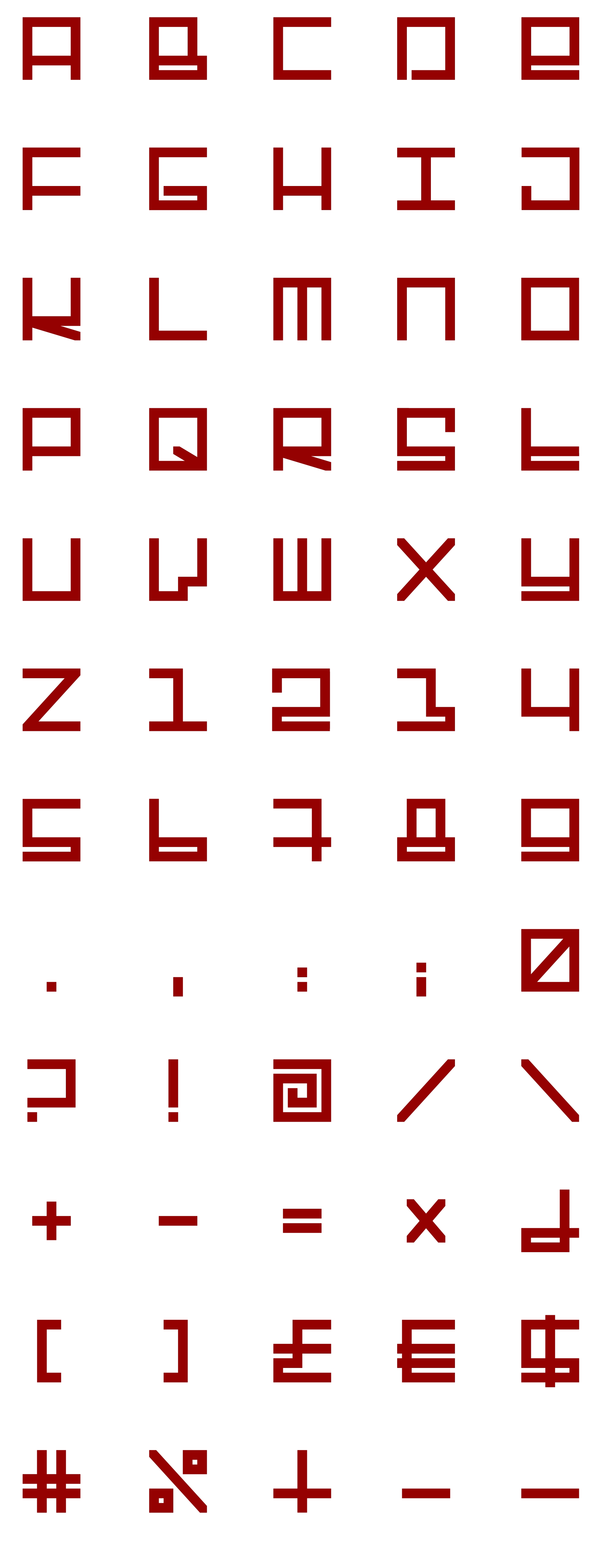 vlevle-gamatik-typography-bold