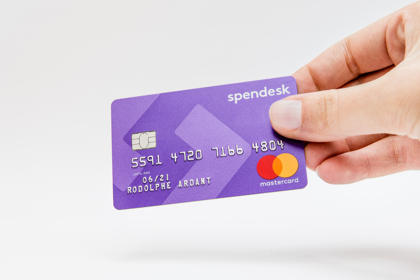 vlevle-spendesk-card