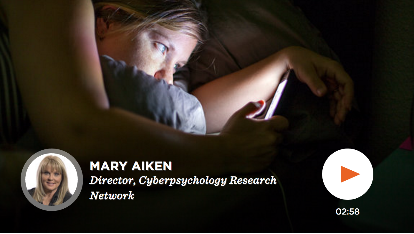 Big Think: Cyber Addiction: Step Away From the Smart Phone (But First Read Thi