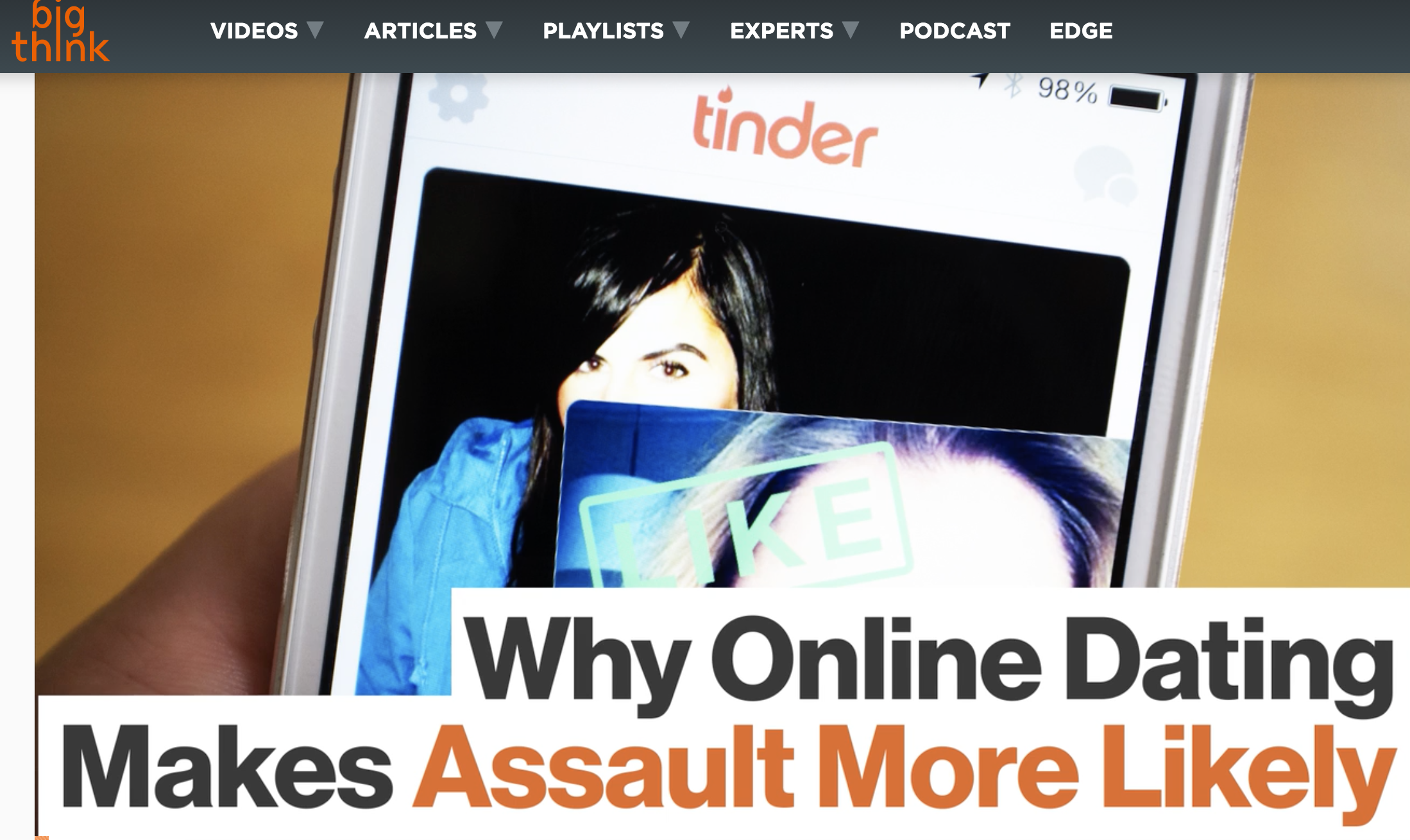 Dr Mary Aiken:How Online Dating Changed the Psychology of Sexual Intimacy