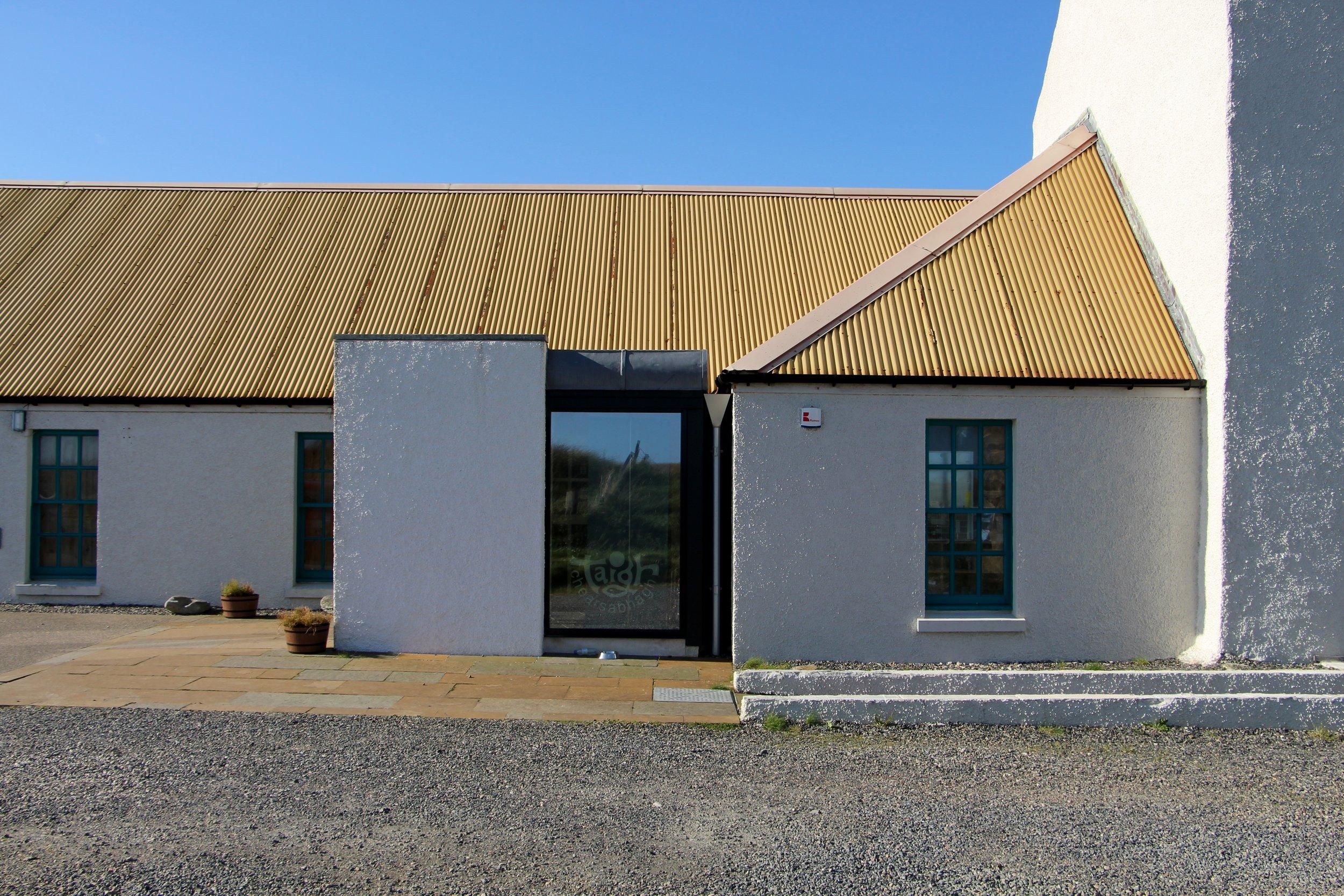 Taigh Chearsabhagh, Lochmaddy