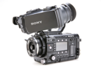 Sony PMW-F5 Camcorder - Optional PL mount or EF mount with optitek adapter.  Body only - £160/day £640/week