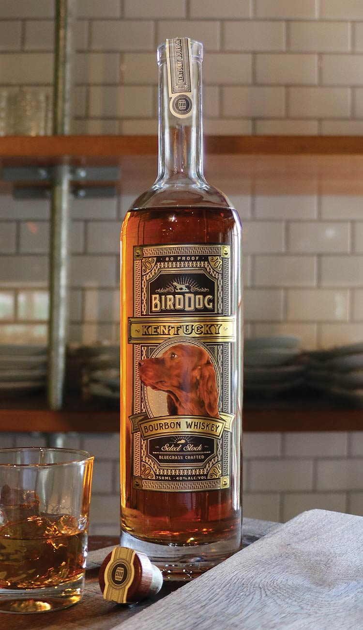 Bird Dog Select Stock Kentucky Bourbon