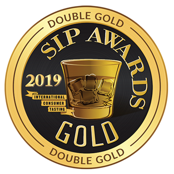 Double Gold - SIP - Spirits Competition 2019