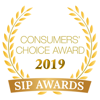 Consumer Choice - SIP - Spirits Competition 2019