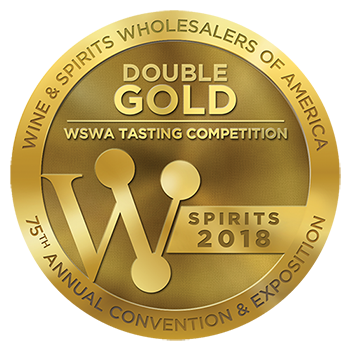 Double Gold - WSWA Tasting Competition 2018