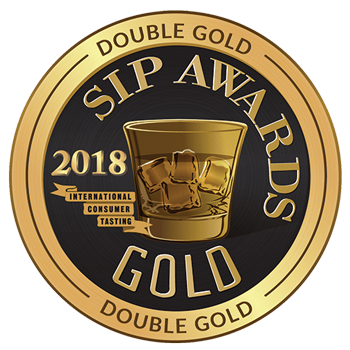 Double Gold - SIP - Spirits Competition 2018