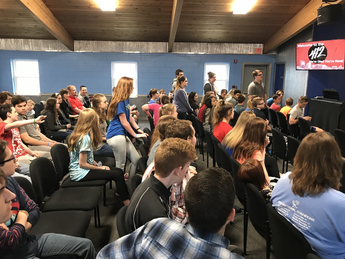 One Cause Student Ministry