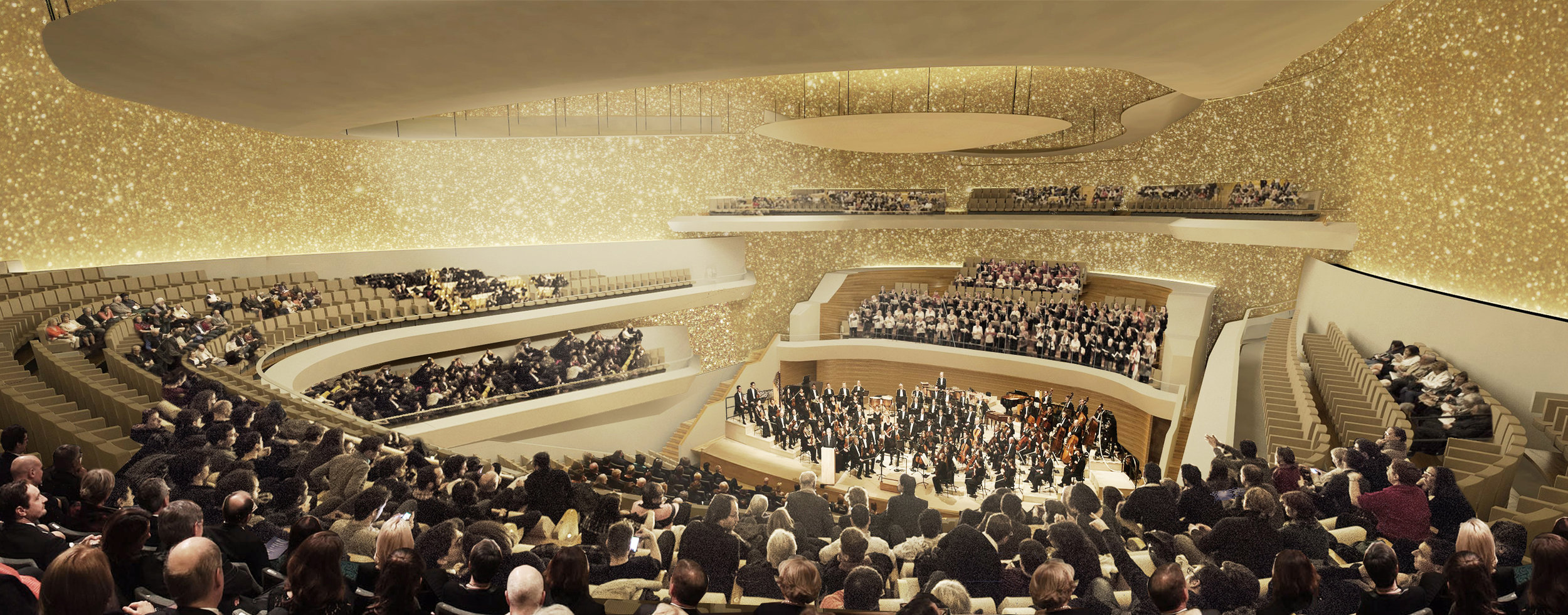Main Concert Hall.