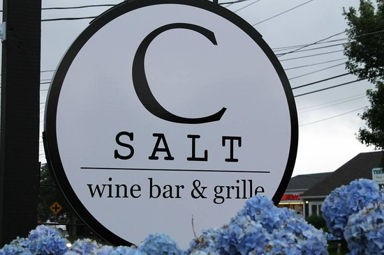 C Salt Wine Bar & Grille is a comfortable, trendy, Cape Cod restaurant and wine bar, blending American Cuisine with French and Asian influences. We feature a full bar along with various wine and food pairings to accommodate a variety of tastes and budgets.