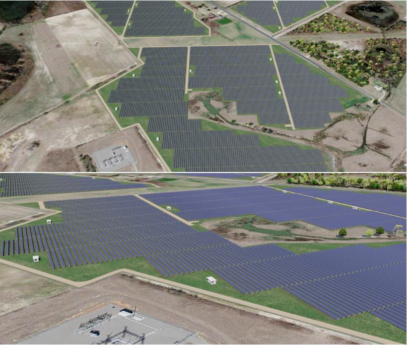Jenkins Solar Farm 1