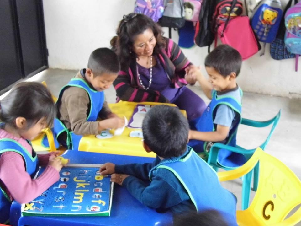 PEILE's program working with schoolchildren