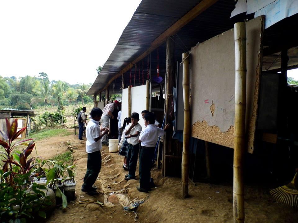 PEILE evaluating a site for a new health center