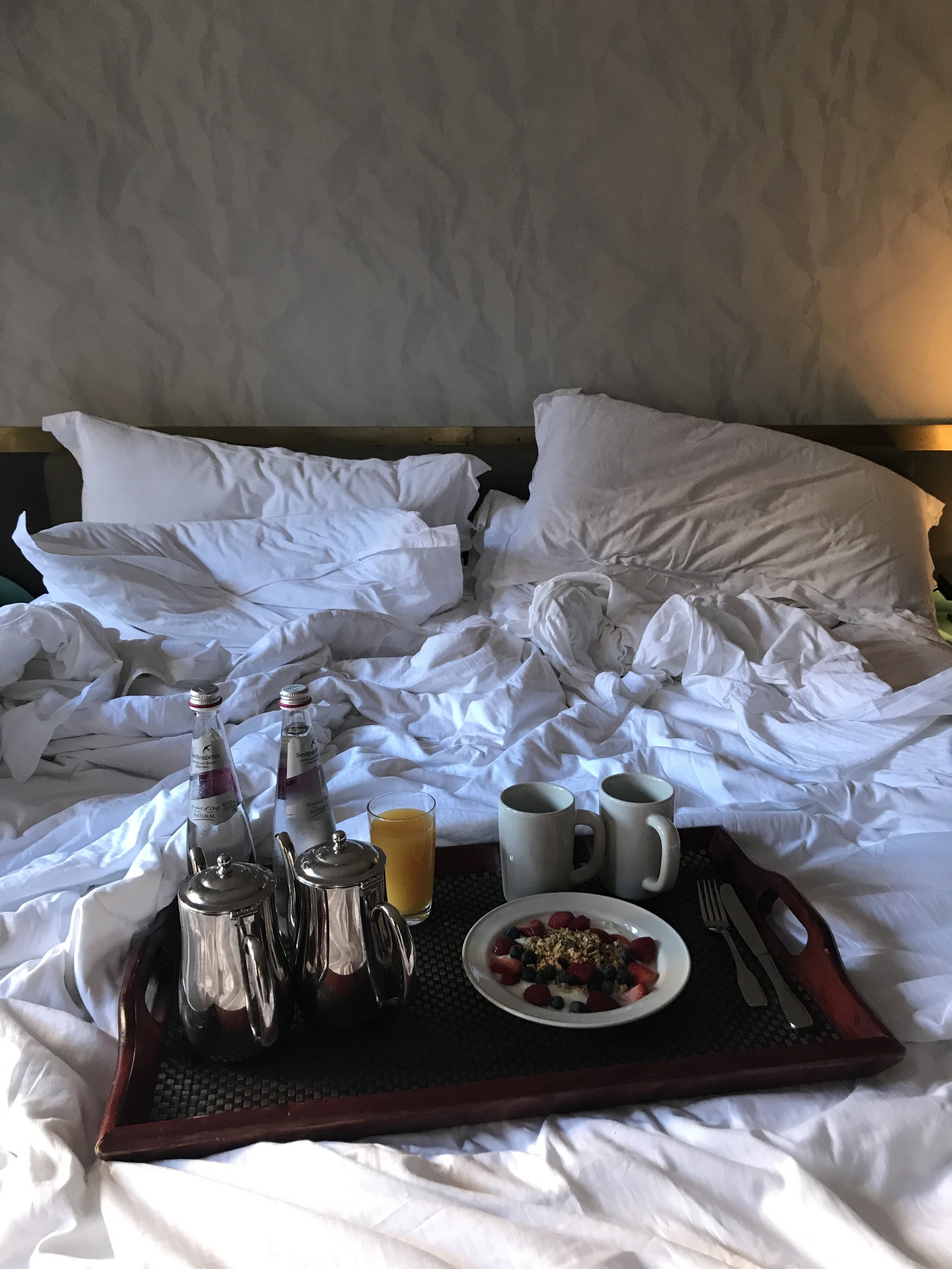 The Time Breakfast in Bed.JPG