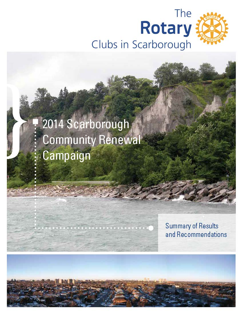 Scarborough Community Renewal Campaign