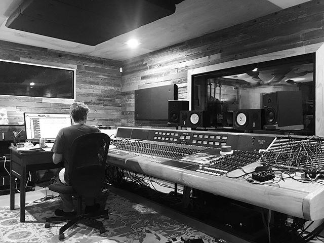 Back in the @audiostylesatx studio. We may eventually release these tracks into the Wild. Stay tuneddddddd