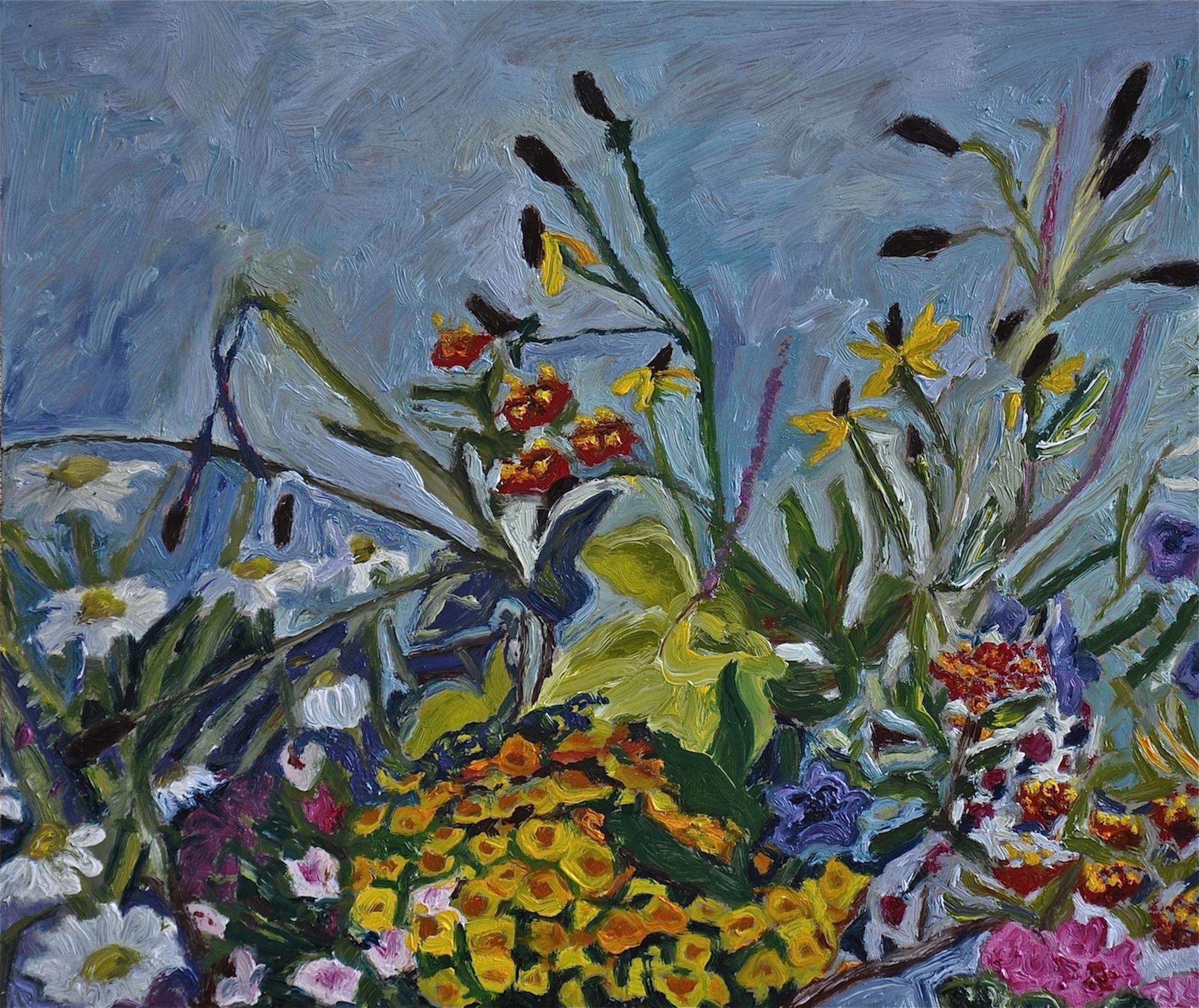 Audubon Flowers I