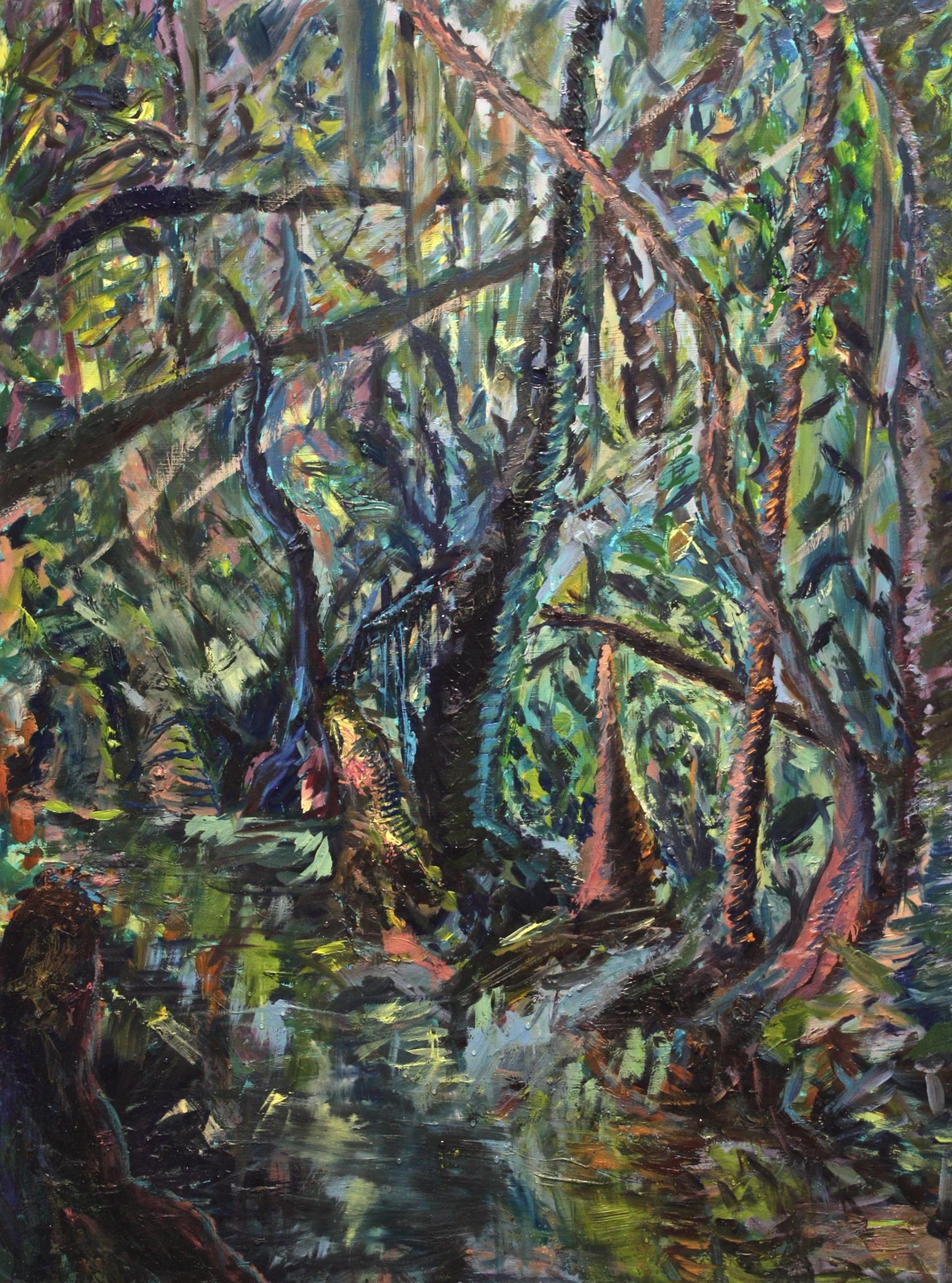 Cypress Knots