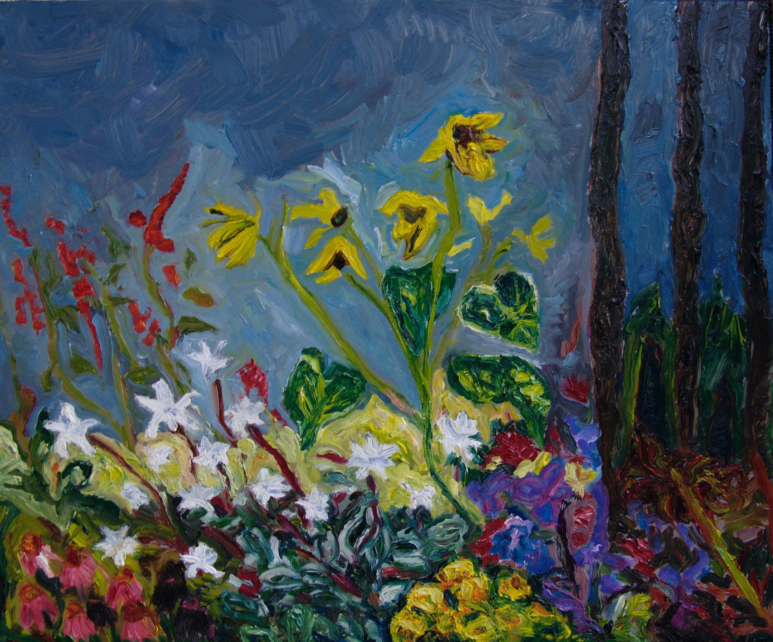 Audubon Flowers IV