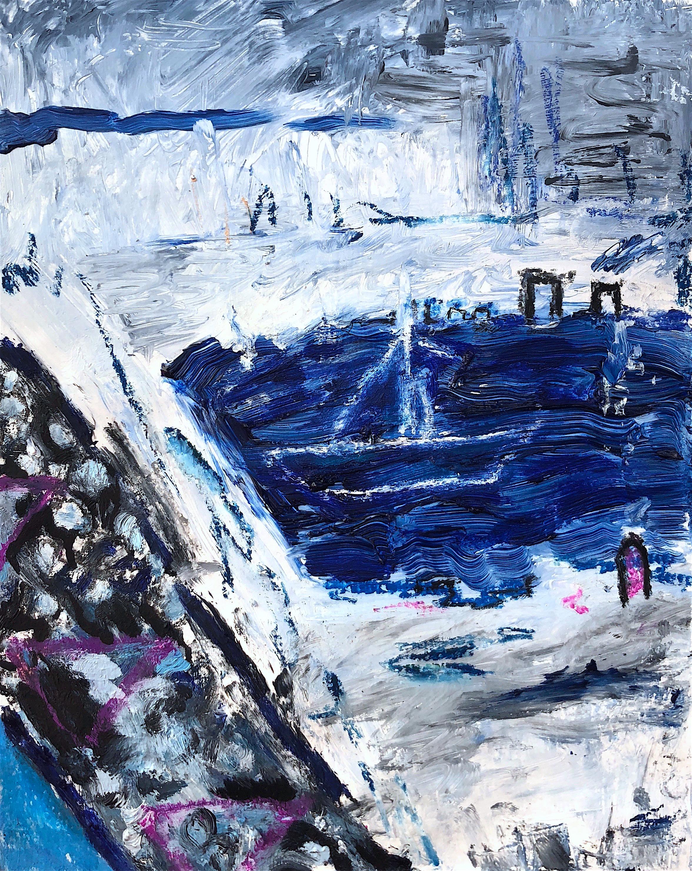 Frozen Wharf