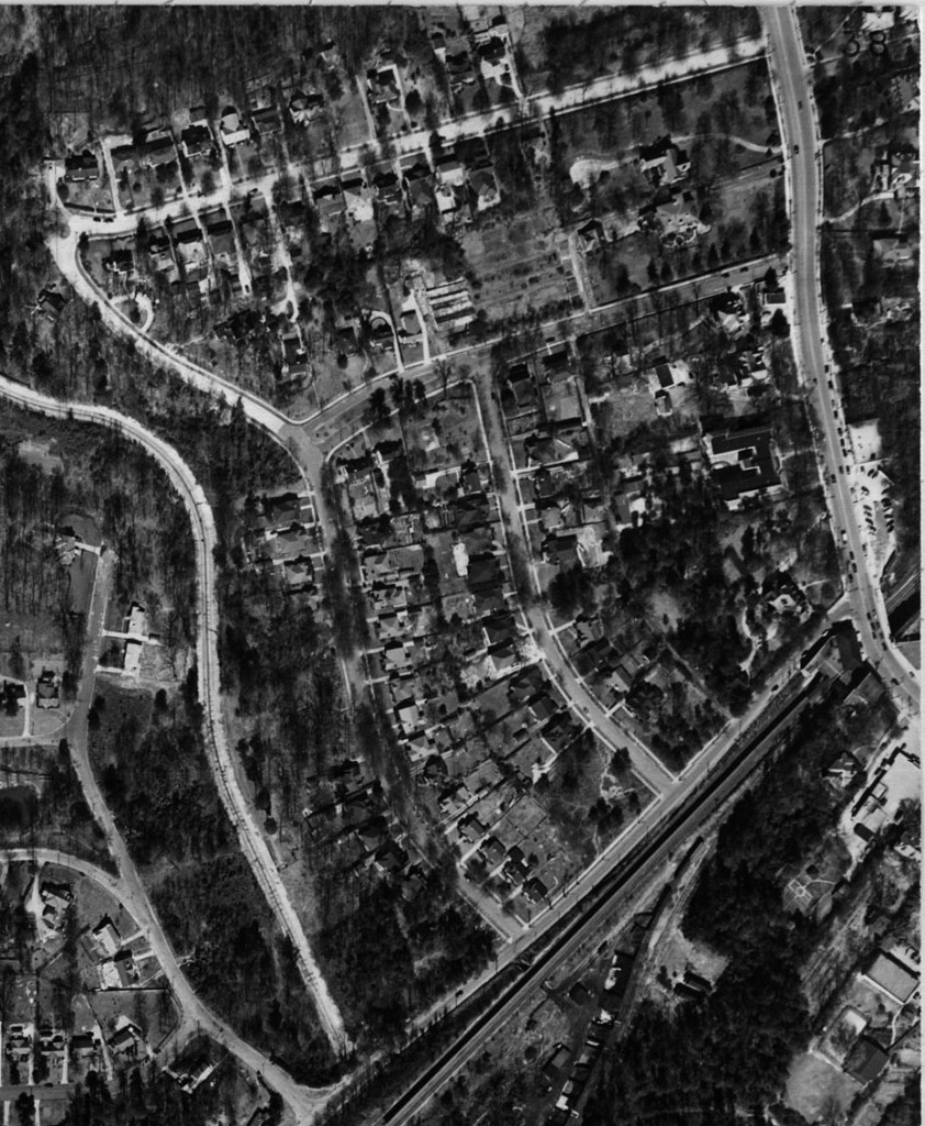 Brookwood Neighborhood - 1949