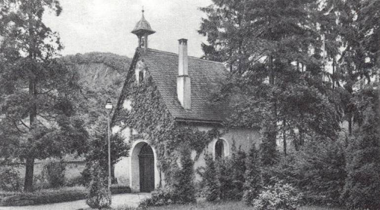 The Original Shrine - Schoenstatt, Germany