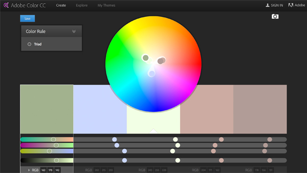 adobe color cc - essential resources for creatives - by stephanie design