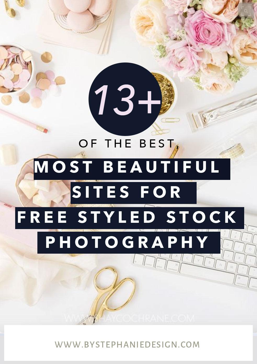 free feminine styled stock photography - by stephanie design