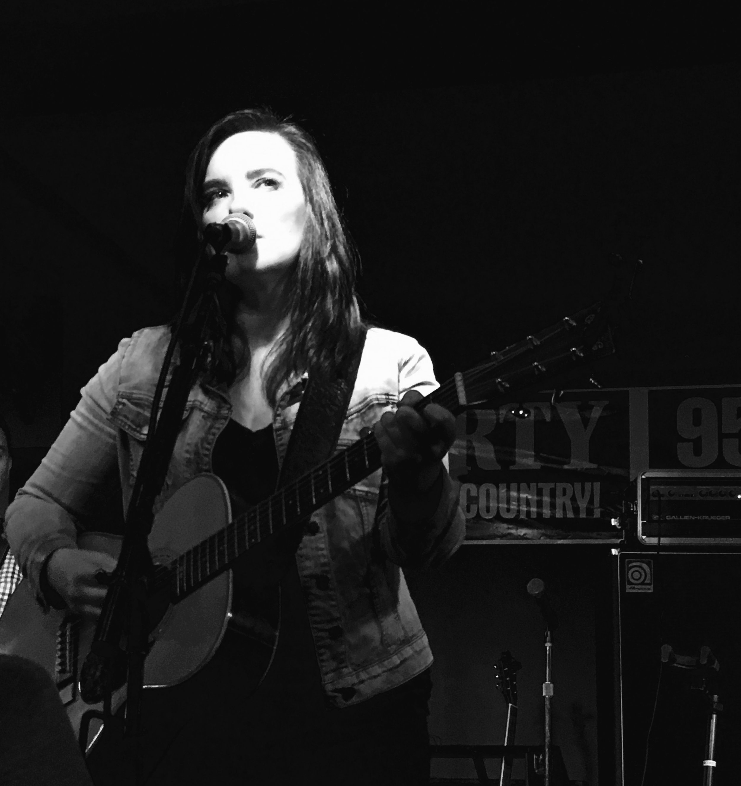 Brandy Clark - August 17, 2016 at the Rodeo Club in San Jose, CA