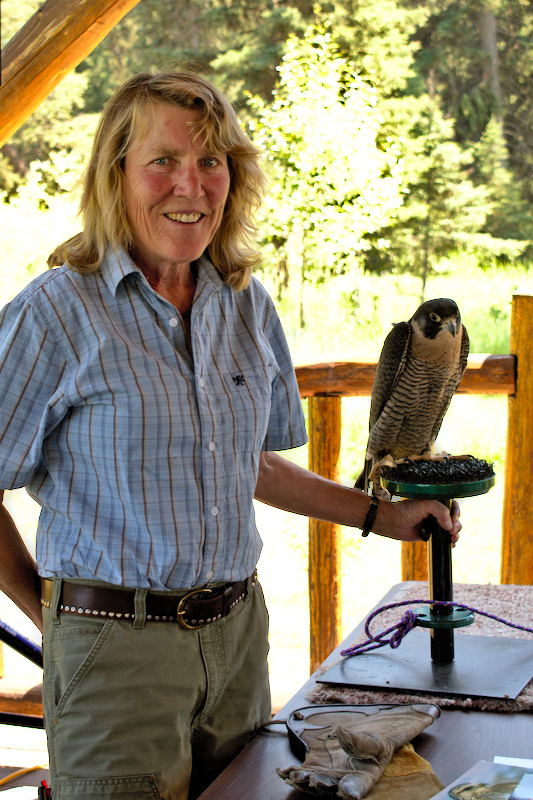 Read the Seeley Swan Pathfinder article,  CRC Celebration Is a Hoot  about the event.