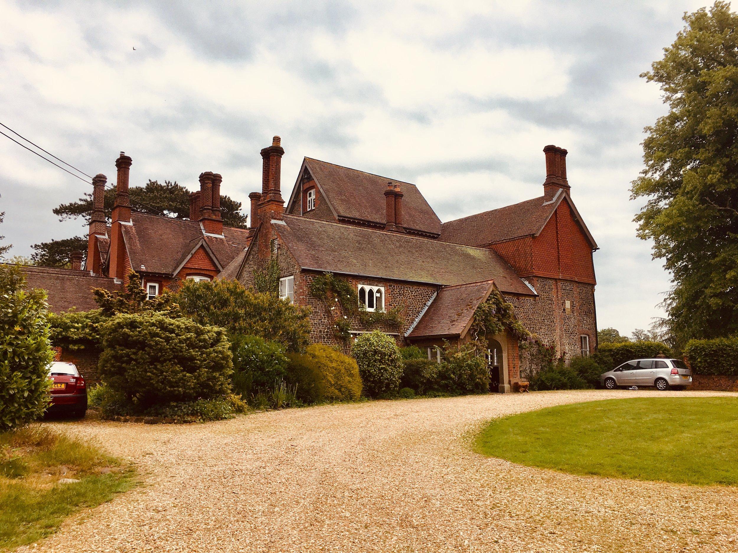 The Manor House, Greatham England