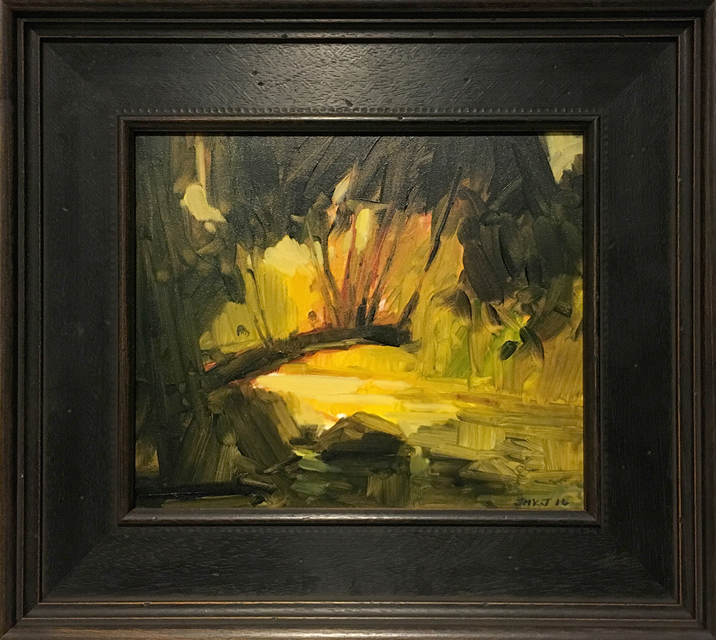 The Distress River #2 by Jamie Jardine
