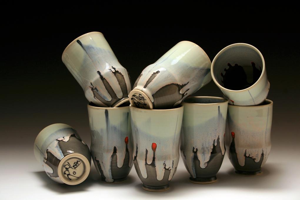 Tumblers by Michelle Mendlowitz