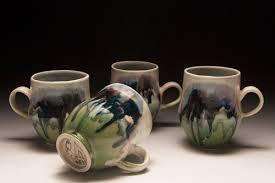 Mugs by Michelle Mendlowitz