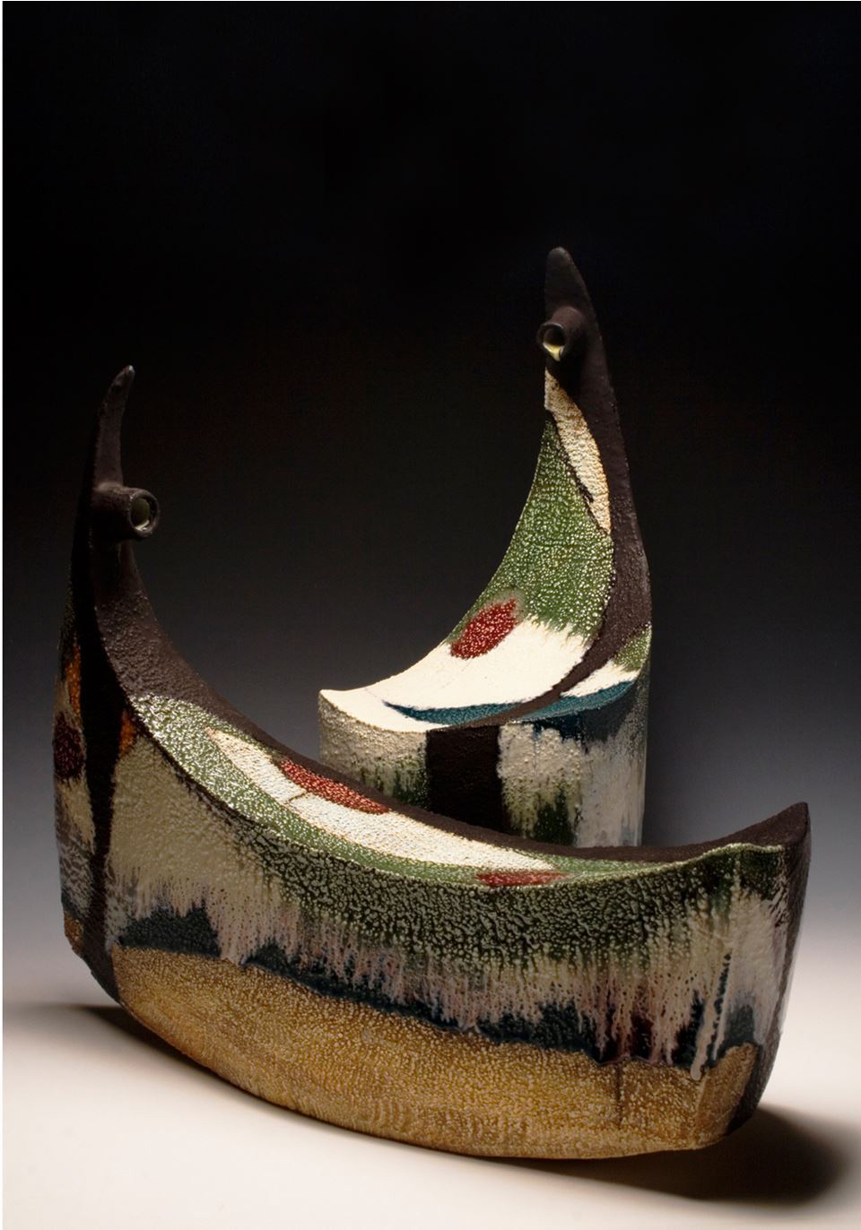 Sculpture by Michelle Mendlowitz