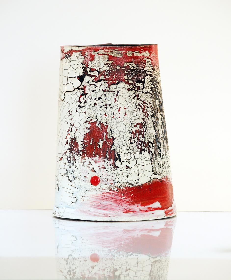 SOLD II Firecracker by Lesley McInally