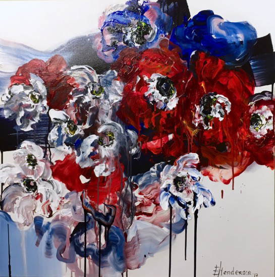 & Red Romance #3 by Elena Henders