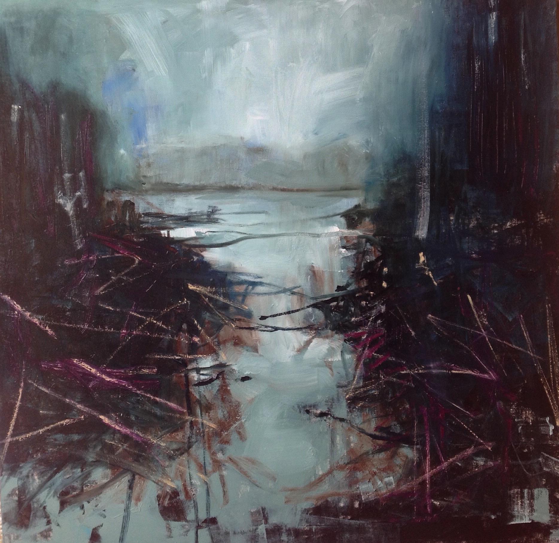SOLD II Narrows, Beaver Dam by Carol Finkbeiner Thomas