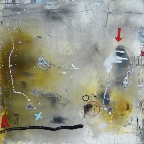Splash and Mark Series #1 by Susan Ukkola